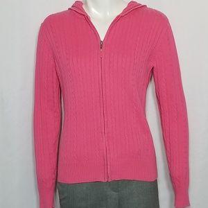 Womens Izod Golf sho up sweater size Large